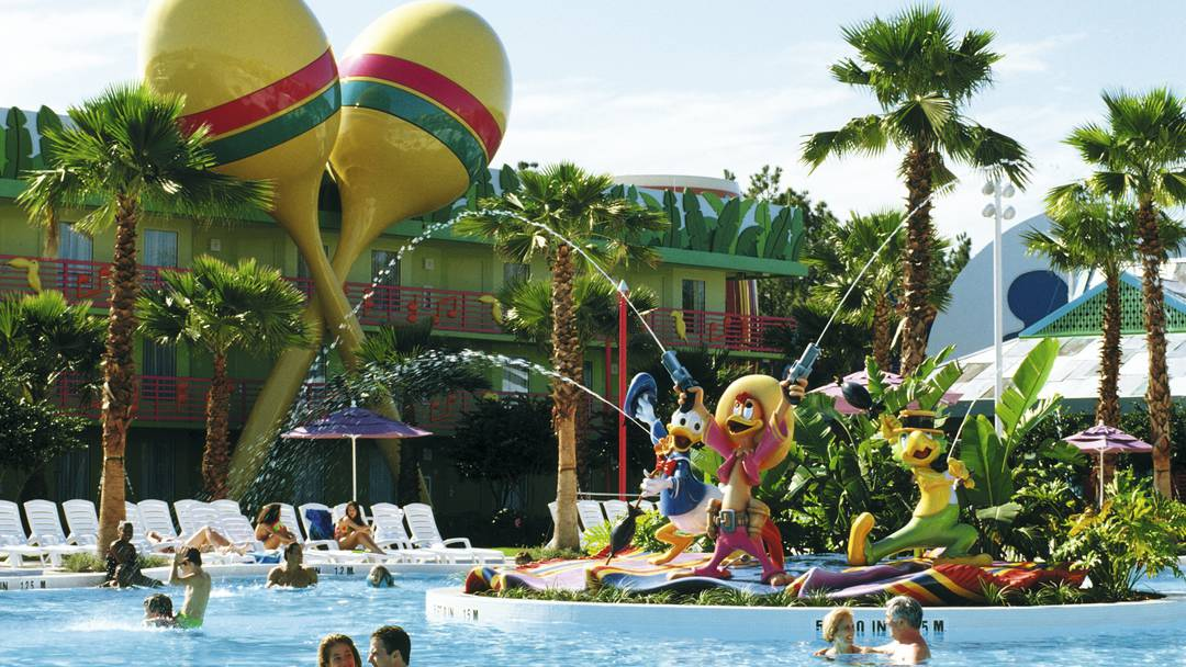 Disneys All-Star Music Resort