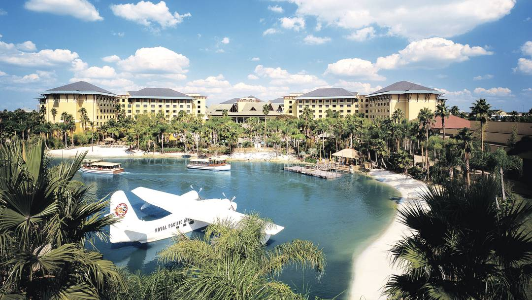 Loews Royal Pacific Resort at Universal Orlandotm